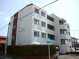 愛知県名古屋市瑞穂区中根町2丁目の賃貸マンションの外観