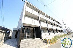 兵庫県明石市大道町2丁目の賃貸マンションの外観