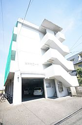 東林寺コーポ[3階]の外観