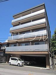 金子橋マンション[4階]の外観