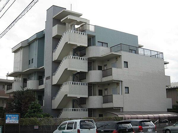 コンフォート サイチ[2階]の外観