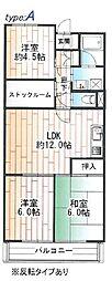 熊谷昭和ビル[106号室]の間取り