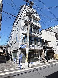 京都府京都市下京区薬園町の賃貸マンションの外観