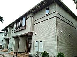 モンリーブル Ⅱ[1階]の外観