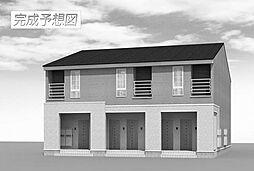 リブレ本郷II[203号室]の外観