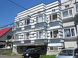 札幌市営南北線 北34条駅 徒歩5分の賃貸アパート