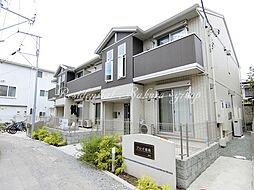 神奈川県鎌倉市長谷2丁目の賃貸アパートの外観