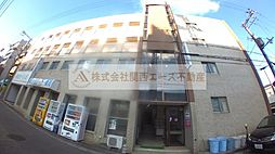 三国ヶ丘マンション[4階]の外観
