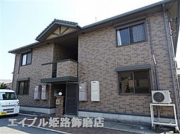 ロイヤルグレース花田C棟[C101号室]の外観