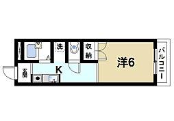 上田ビル[2階]の間取り