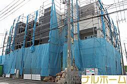 大阪府大阪市平野区長吉川辺3丁目の賃貸アパートの外観