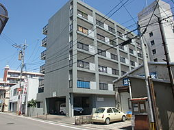 中古賀マンション[2階]の外観