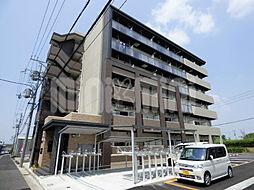 大阪府茨木市横江1丁目の賃貸マンションの外観