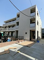 神奈川県川崎市川崎区大島1丁目の賃貸マンションの外観