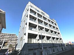 千葉県四街道市中央の賃貸アパートの外観