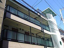 COZYセイケン弐番館[2階]の外観