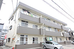 愛知県長久手市戸田谷の賃貸アパートの外観