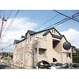 新潟県新潟市中央区和合町3丁目の賃貸アパートの外観