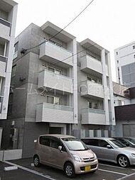 ラ・コーザ豊平WEST[3階]の外観