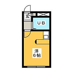 南林間駅 2.7万円