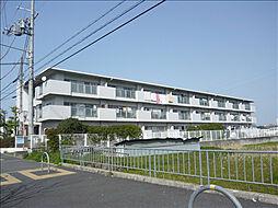 大阪府茨木市新堂2丁目の賃貸マンションの外観