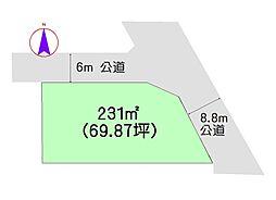 富士宮市万野原新田売土地