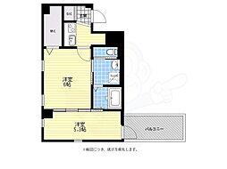 唐人町駅 8.5万円