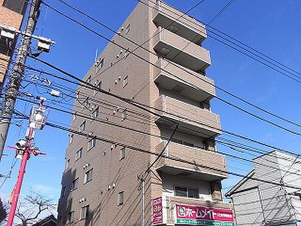 KJメゾン鹿島田[602号室]の外観