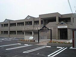 岡山県倉敷市北畝4丁目の賃貸アパートの外観