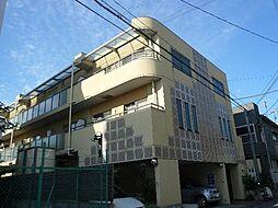 グランディル若草[2階]の外観