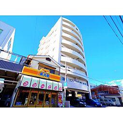静岡県静岡市葵区一番町の賃貸マンションの外観