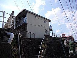 内野コーポ[201号室]の外観