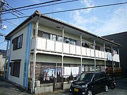 神奈川県川崎市高津区明津の賃貸アパートの外観