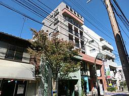 福岡県北九州市門司区柳町2丁目の賃貸マンションの外観