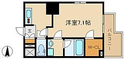 兵庫県尼崎市昭和南通6丁目の賃貸マンションの間取り