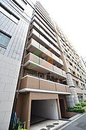 東京都中央区日本橋大伝馬町の賃貸マンションの外観