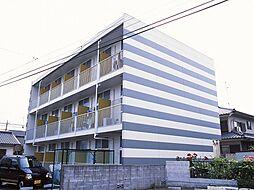 神奈川県相模原市中央区星が丘2丁目の賃貸アパートの外観