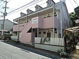 福岡県北九州市八幡西区東筑2丁目の賃貸アパートの外観