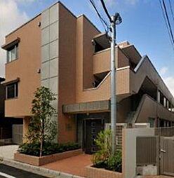 東京都新宿区大京町の賃貸マンションの外観