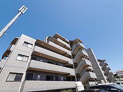 兵庫県神戸市西区伊川谷町潤和の賃貸マンションの外観