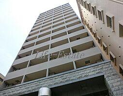 大阪府大阪市中央区石町1丁目の賃貸マンションの外観