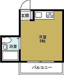 備州ビル[5階]の間取り