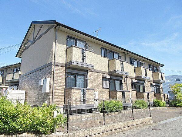 滋賀県甲賀市水口町八光の賃貸アパートの画像