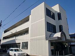 京都府京都市山科区栗栖野打越町の賃貸マンションの外観
