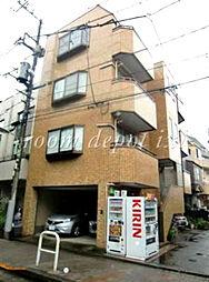 東京都品川区荏原7丁目の賃貸マンションの外観