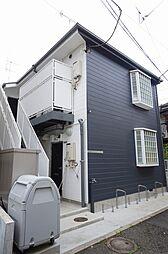 三軒茶屋アサカコーポ[103号室]の外観