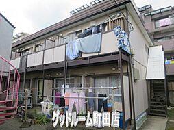 大槻荘[1階]の外観