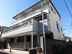 川崎ビル[3階]の外観