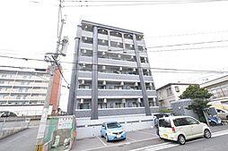 KMマンション産医大前[604号室]の外観