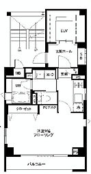 目黒青葉台レジデンス[7階]の間取り